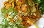 Салат из желтых помидор на зиму: желтая томатная паста
