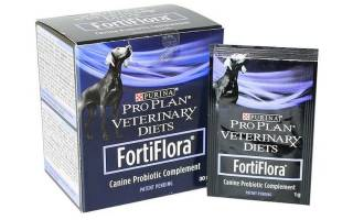 Форте флора для собак инструкция по применению