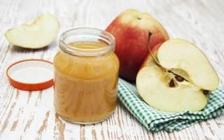 Яблоки тертые с сахаром на зиму