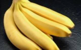 Повидло из бананов, банановый джем рецепт с фото