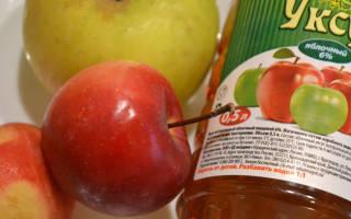 Чем заменить яблочный уксус в выпечке?