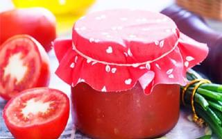 Домашний томат на зиму – как варить помидоры?