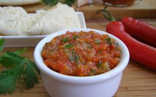 Цицибели рецепт на зиму с болгарским перцем