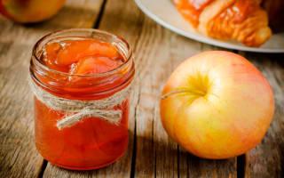Рецепт яблочного варенья дольками прозрачного на зиму
