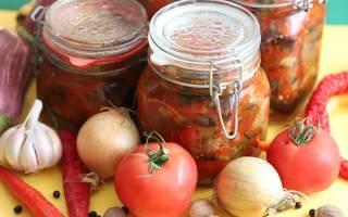 Огурцы в помидорной заливке на зиму рецепты