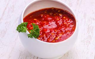 Как приготовить соус сальса в домашних условиях?
